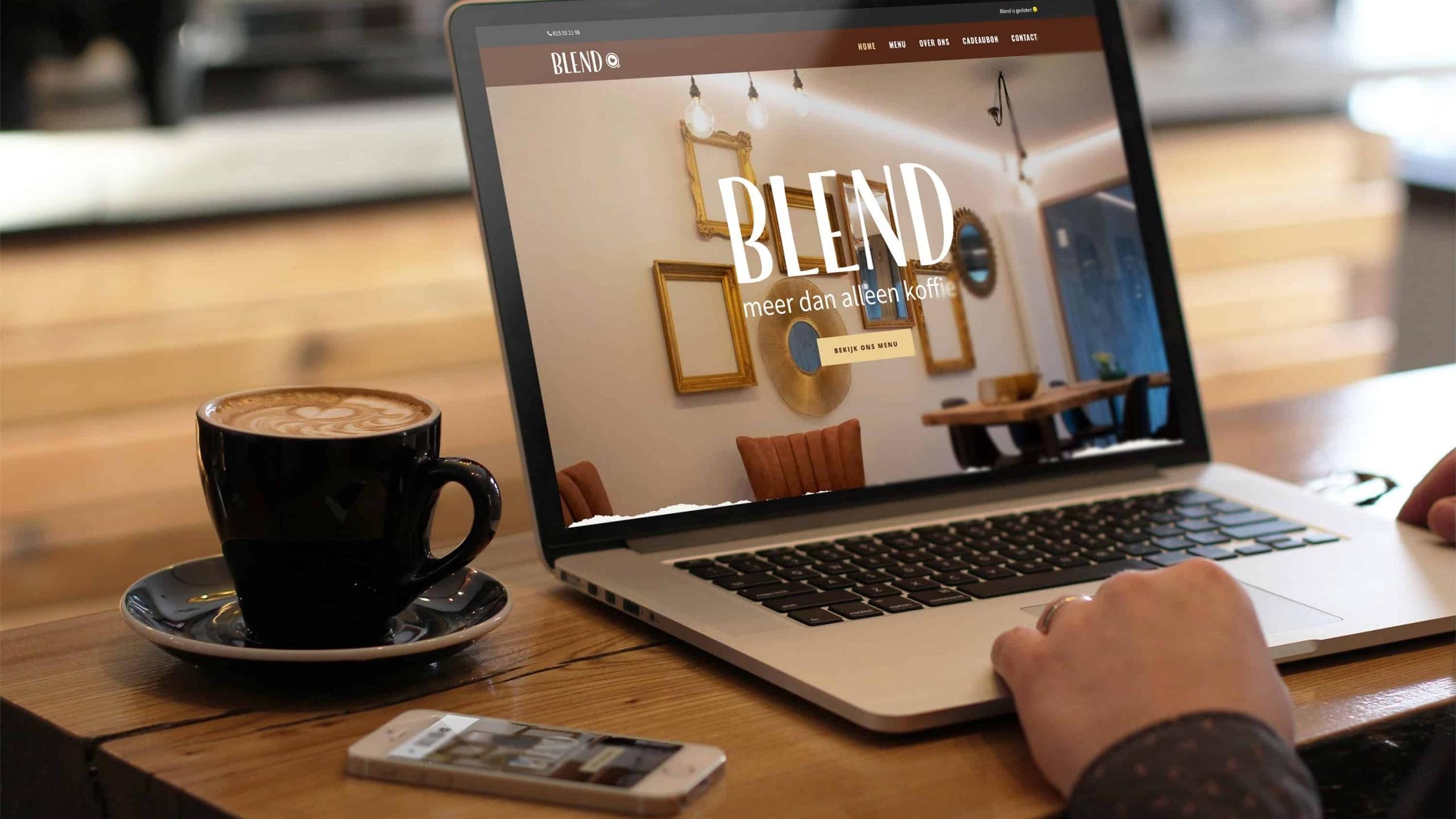 Larkom Blend website v1 scaled